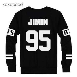 BTS Jimin sweater