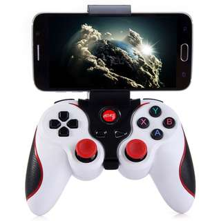Android Smartphone Wireless Game Controller