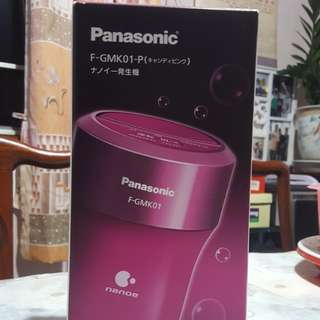 Panasonic 車用空氣清新機