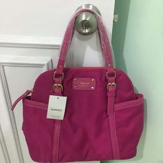 Mango pink bag