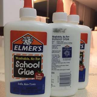 7.6 oz Elmer's glue for slime