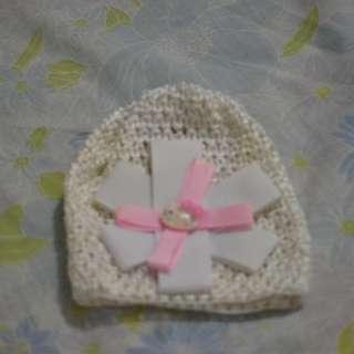 Brand New Hello Kitty Baby Girl's beanie