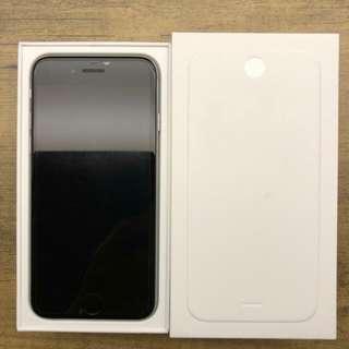 iPhone 6 太空灰 128G