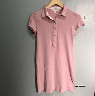 Uniqlo Polo Dress