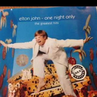 Elton John- Greatest Hits