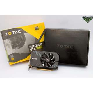 Zotac GeForce GTX 1060 Mini Brand New SEALED