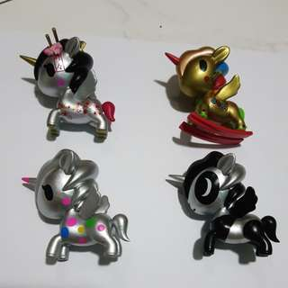 Tokidoki Unicorno Metallico Series 2
