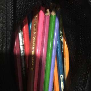#blessing One bag of random colorpencil