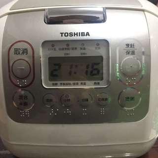 TOSHIBA電子鍋