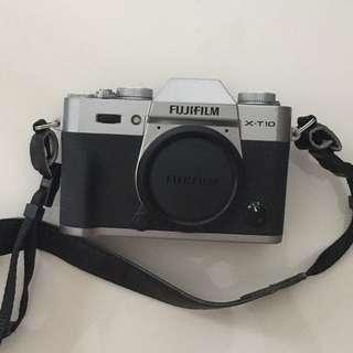 Fujifilm XT-10 (Used, Body only)