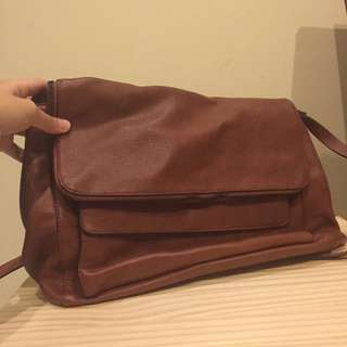 ZARA Leather bag