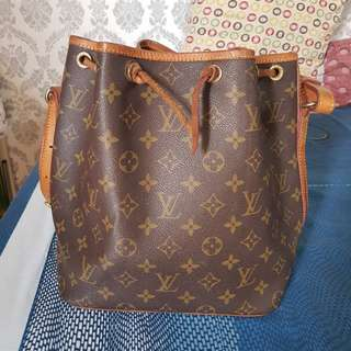 LV Bucket Bag