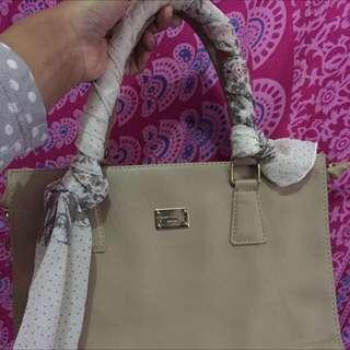 Handbag mocca