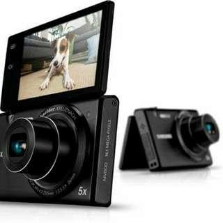 Samsung selfie camera