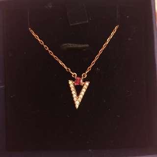 Swarovski Necklace 99% New