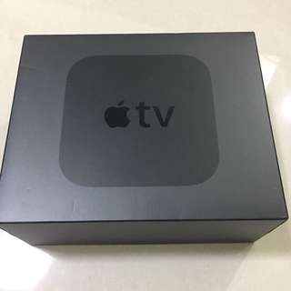 Apple TV 4th Generation (Empty Box Only)