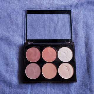 City Colors Contour Palette