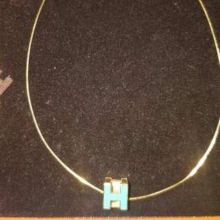 Hermes 頸鍊