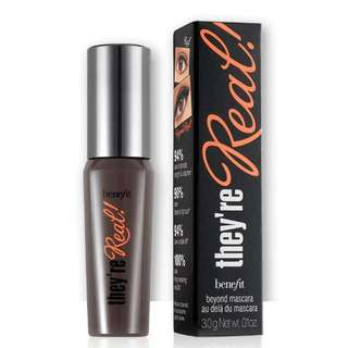 BENEFIT They're Real! Mascara Deluxe Mini