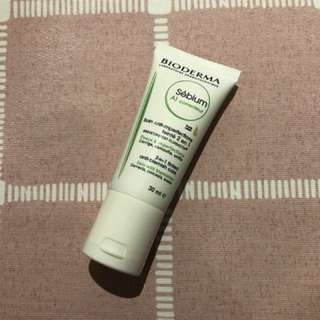 Bioderma AI anti-imperfection 2 in 1 tinted blemish treatment