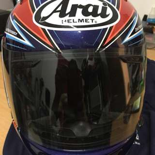 Arai Helmet Quantum J -  limited edition - Size S