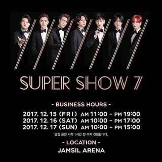 SUPER JUNIOR - SUPER SHOW 7 MD