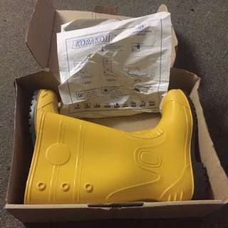 Korakoh Safety Boots 8000AY