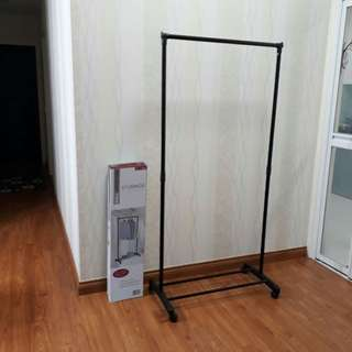 Brand New Single Pole Garment Rack