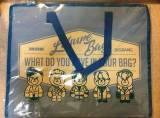 BIGBANG KRUNK - Recycle購物袋