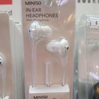 BNIB earpiece we bare bear