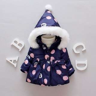 Winter cloth for baby girl