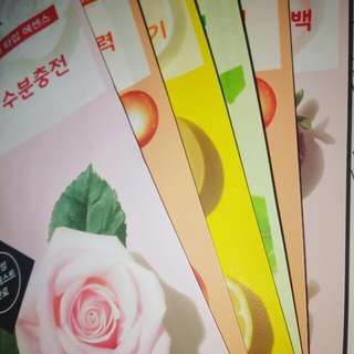 Sheet Mask Etude House