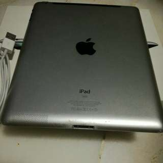 Ipad 2 wi-fi 3G 32 GB BLACK