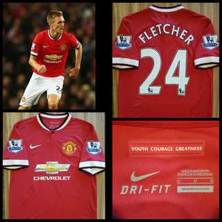 Manchester United jersey - Darren Flecther Size M