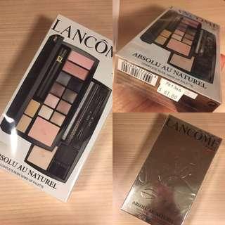 Lancôme make up set