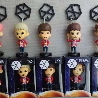 EXO KFC doll