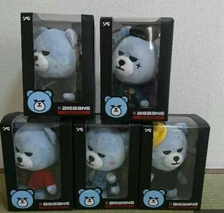 KRUNK BIG BANG (Bad boy) Set