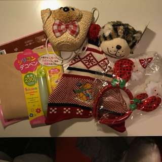 聖誕福袋 -5件產品