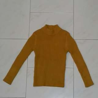 Kids Winter Turtleneck (for 4-5 years old)
