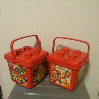 Free Lego toys containers