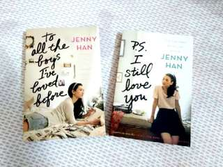 To All the Boys I've Loved Before Series