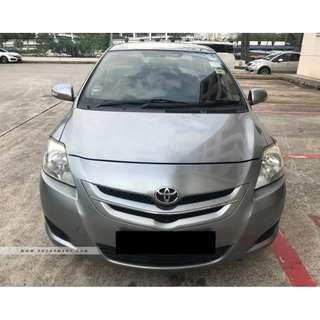Toyota Vios 1.5L- SUPER COMFORTABLE, ECONOMICAL, RELIABLE, UBER/GRAB READY!