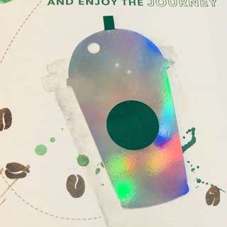 Starbucks Hologram card ph
