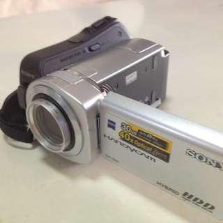 Sony Handycam video recorded
