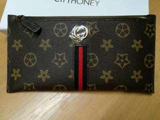 Wallet zipper wanita