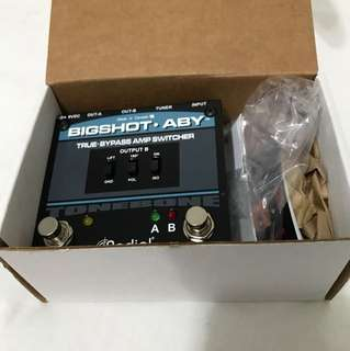 Radial BigShot ABY Switcher