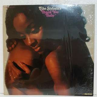 The Stylistics - Thank You Baby Vinyl Record