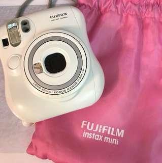FUJIFILM Instax mini 25 白色拍立得相機