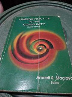 Nursing Practice in the Community - SALE!