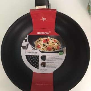 """Happycall 11"""" frying pan"""
